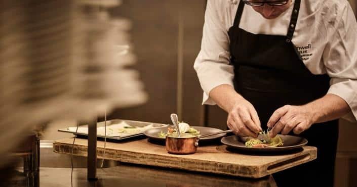 Comwell Roskilde restaurant