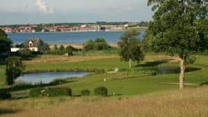 Frederikssund golf udsigt til fjord