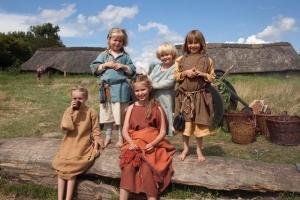 Sagnlandet Fortidsfamilier