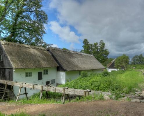 Tadre Mølle_Møllehus