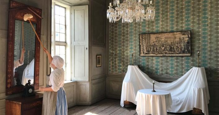 Selsø Slot Fruen Kommer!