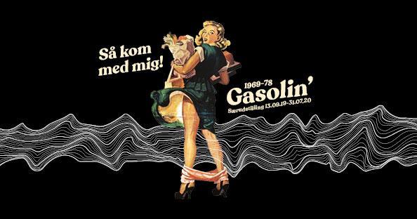 Gasolin udstilling i Ragnarock, Roskilde
