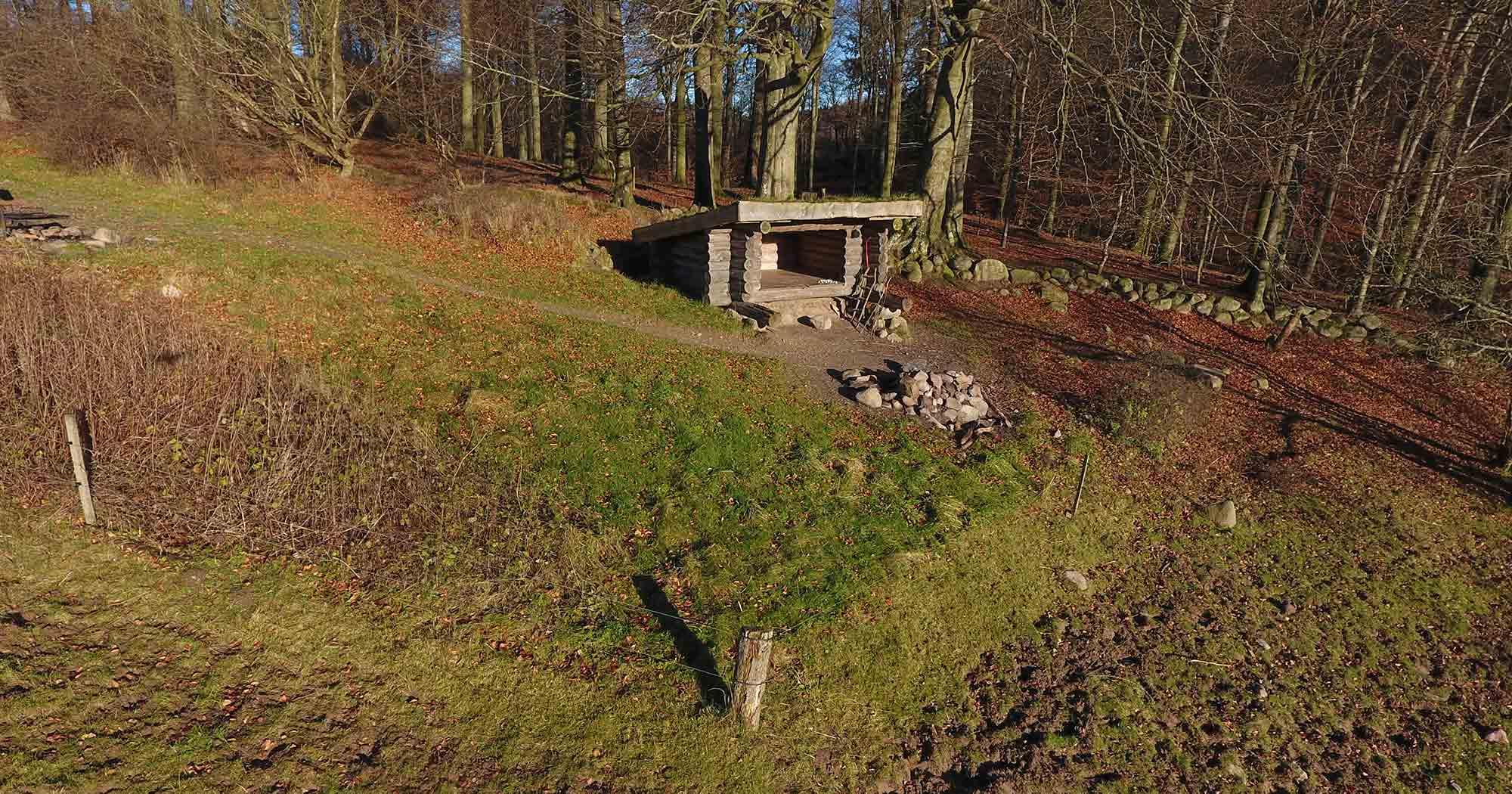 Shelter, Ravnsholte Billede: Hans Henrik Erhardi