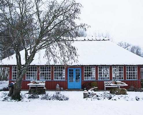 Jul hos Restaurant Herthadalen