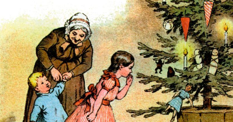 Julerier på færgegården