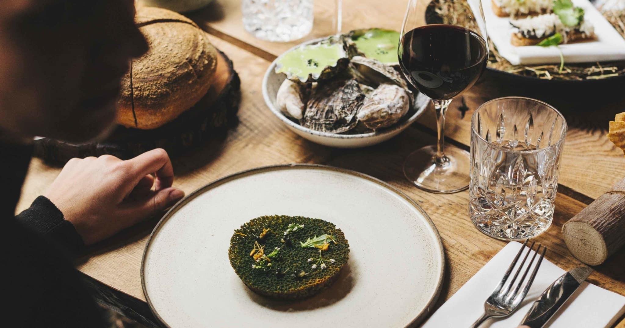 Spis i Fjordlandet
