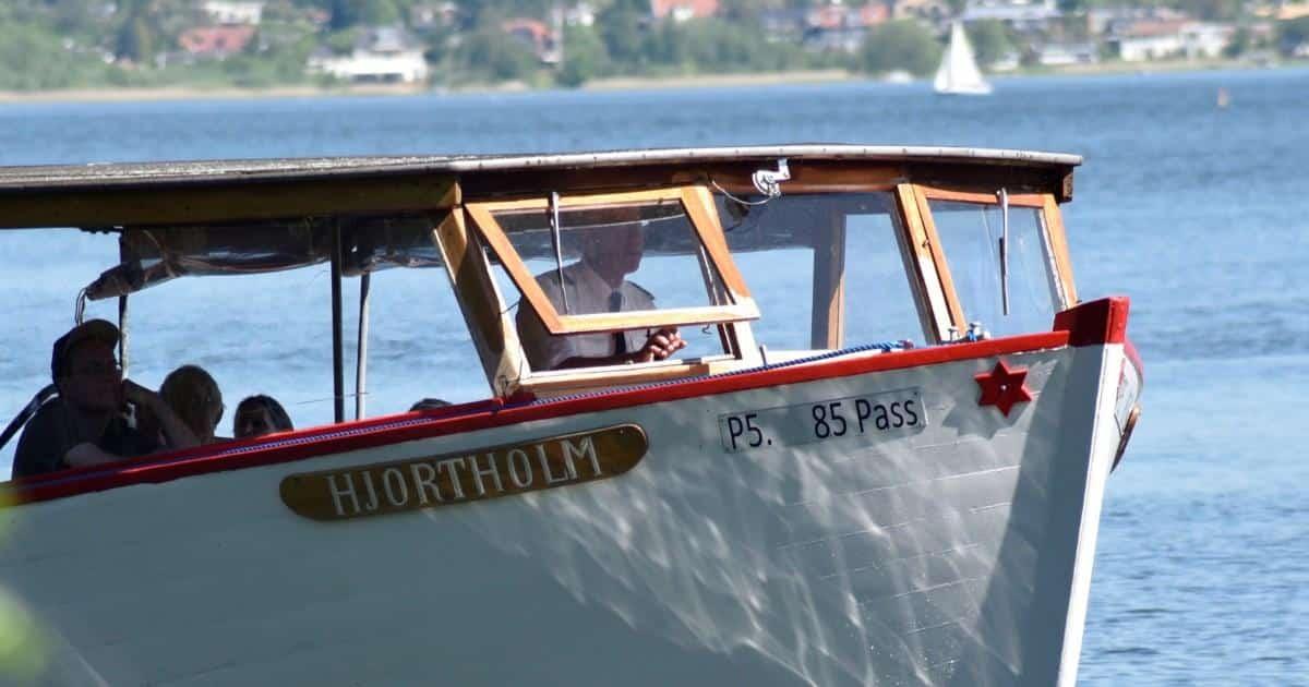 Turbåden Hjortholm