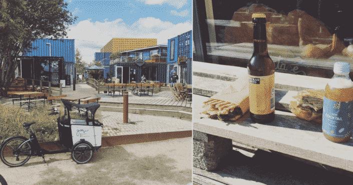 GÆV Cafe i Roskilde