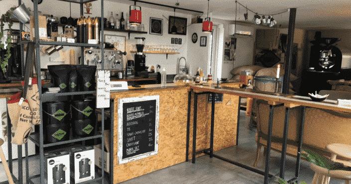 MØRK Kaffe i Roskilde