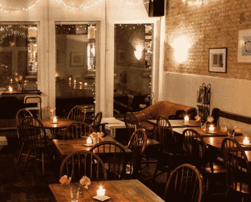 Cafe Satchmo i Roskilde