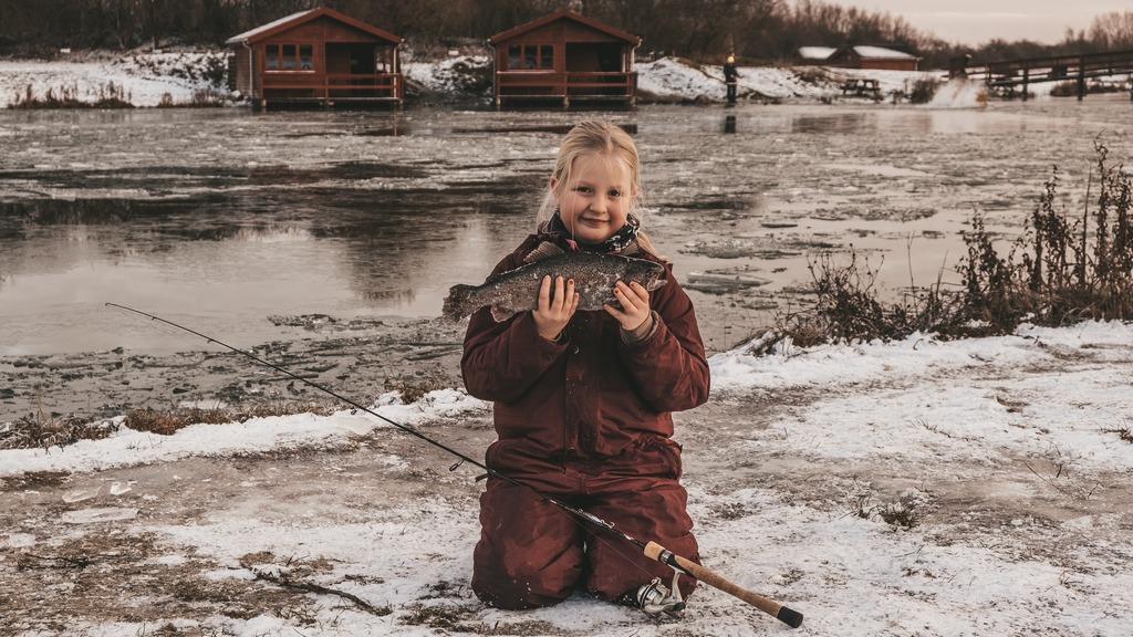 Fiskeri Ørsted Put and Take